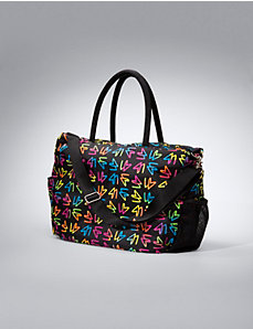 Active tote bag by Lane Bryant
